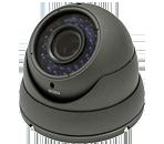 Антивандальные камеры с ИК-подсветкой